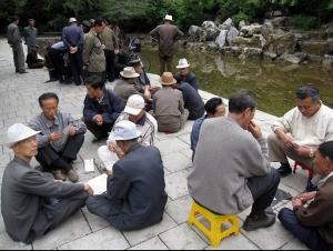 общение с корейцами