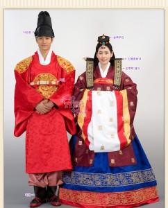 결혼 한복