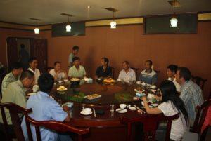 Китайский стол