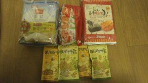 сувенир в Корее