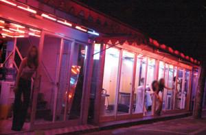 корейская проституция