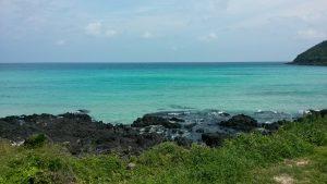 바닷가 2