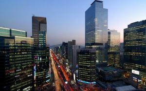 Сеул. Мегаполис