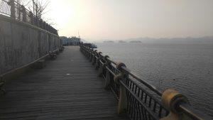 озеро в Китае